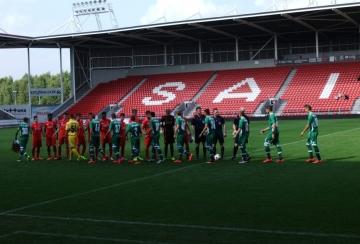 Юношите на Лудогорец паднаха с 4:0 от Ливърпул (ВИДЕО)