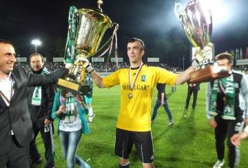 Бивш вратар на Лудогорец прекрати своята състезателна кариера