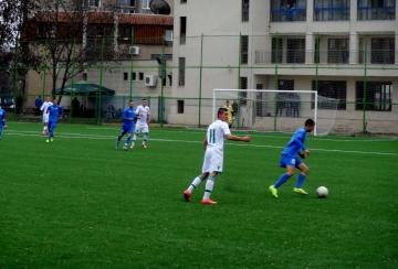 Лудогорец U17 с тежко поражение от Левски в София