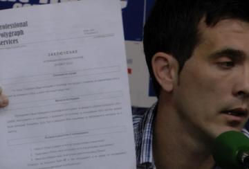 Голубович доказа с детектор на лъжата, че не е продавал мачове