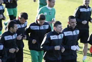 Лудогорец проведе тренировка в Испания