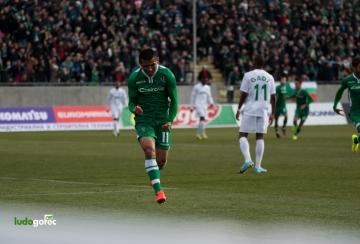 Героят за Лудогорец днес: С двата гола помогнах на Лудогорец да се доближи до титлата