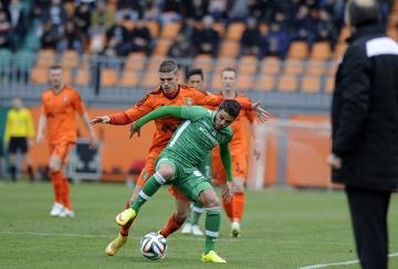 Литекс и Лудогорец не успяха да се победят в първата среща от 1/4 финала за Купата на България (ВИДЕО)