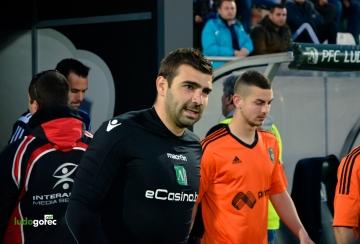 Владо Стоянов с контузия, аут за поне 20 дни