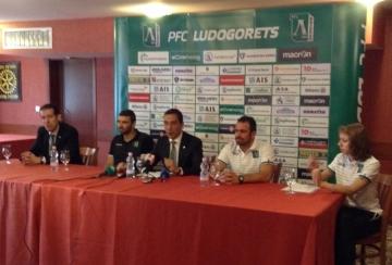 Лудогорец представи официално Рибейро пред медиите, той обяви, че очаква сериозна селекция и нов нападател