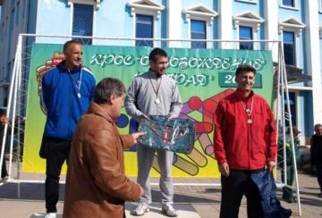 Треньор на Лудогорец спечели медал от лекоатлетически крос