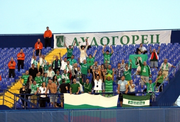 Пълен стадион очаква Лудогорец във Варна