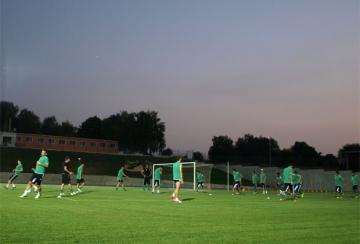 Националите подновяват тренировки с Лудогорец, Гулдан се връща утре