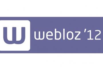 Сайта е на 2-ро място в WEBLOZ'12