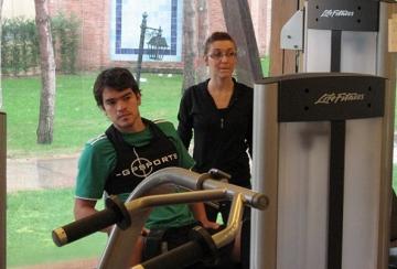 Ернандес издържа успешно фитнес тест в Лудогорец