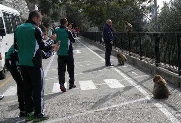 Лудогорец отива в Гибралтар