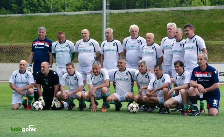 СНИМКИ: Ветераните на Лудогорец и Черно море си вкараха по осем гола
