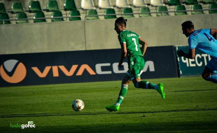 Мишо Александров с два гола при победата на Лудогорец 2 с 3:2 над Созопол (СНИМКИ)