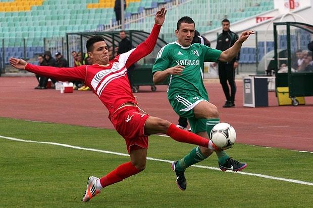 ЦСКА - Лудогорец 0:1 (ВИДЕО)