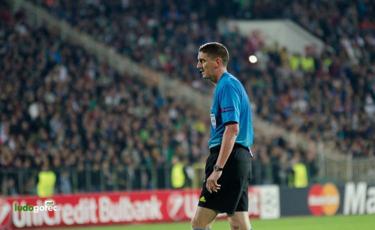 Съдийският наблюдател видял 6 грешки на Томсън в полза на Реал Мадрид