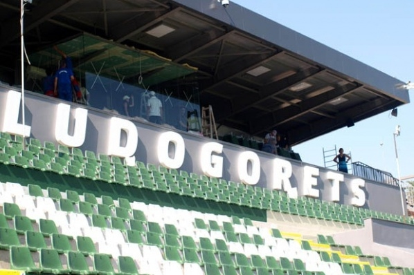 УЕФА инспектира Лудогорец Арена