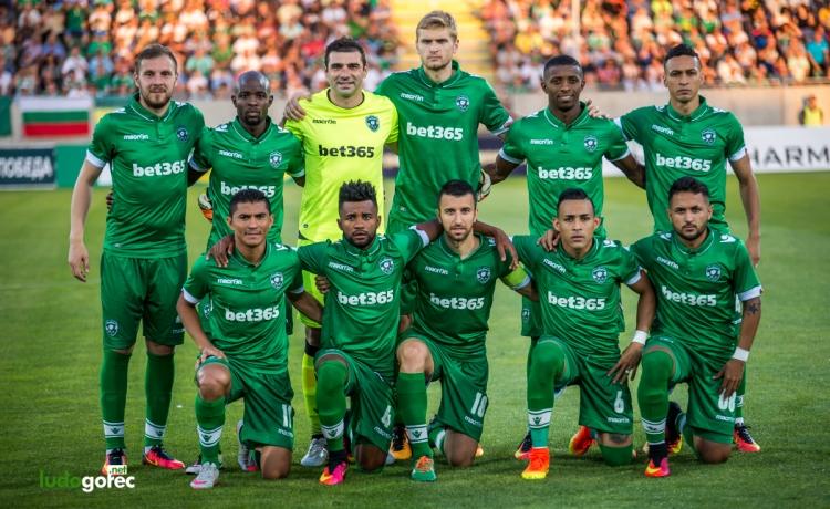 Стана ясен състава на Лудогорец с който ще атакува групите на Шампионска лига