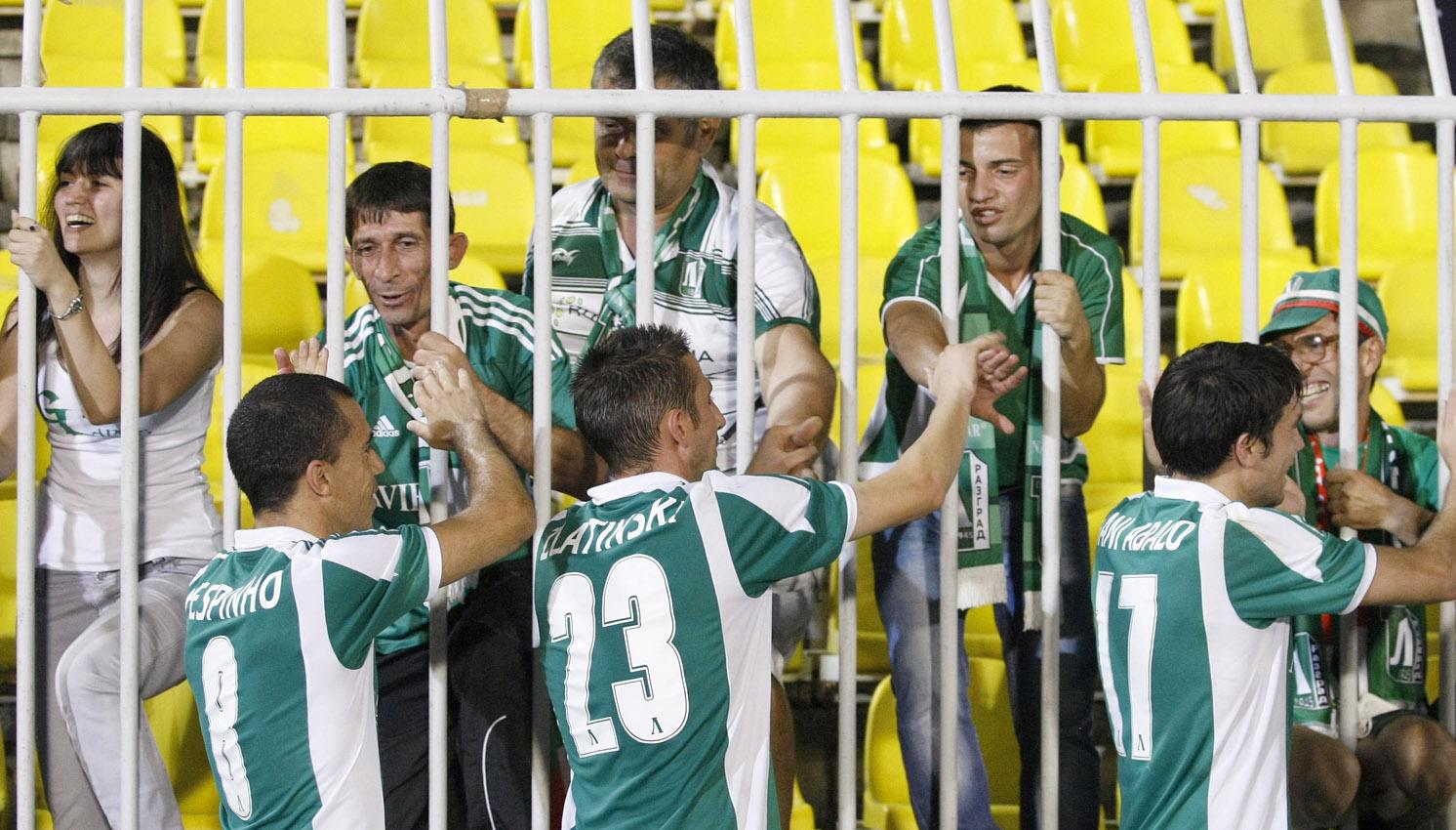 Партизан - Лудогорец 0:1 | 3 предв. кръг ШЛ