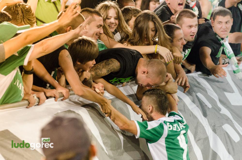 Лудогорец - ЦСКА 3:0