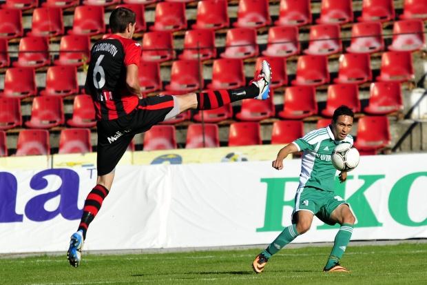 Локомотив София - Лудогорец 1:2