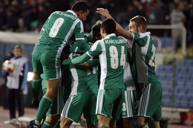 Лудогорец - Динамо Загреб 3:0   ЛЕ