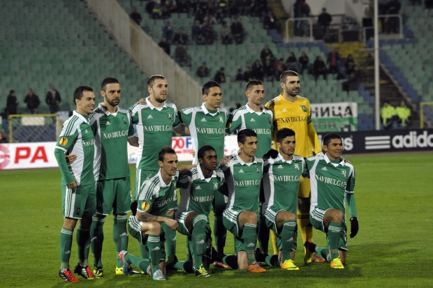 Лудогорец - Черноморец (Одеса) 1:1 | Лига Европа