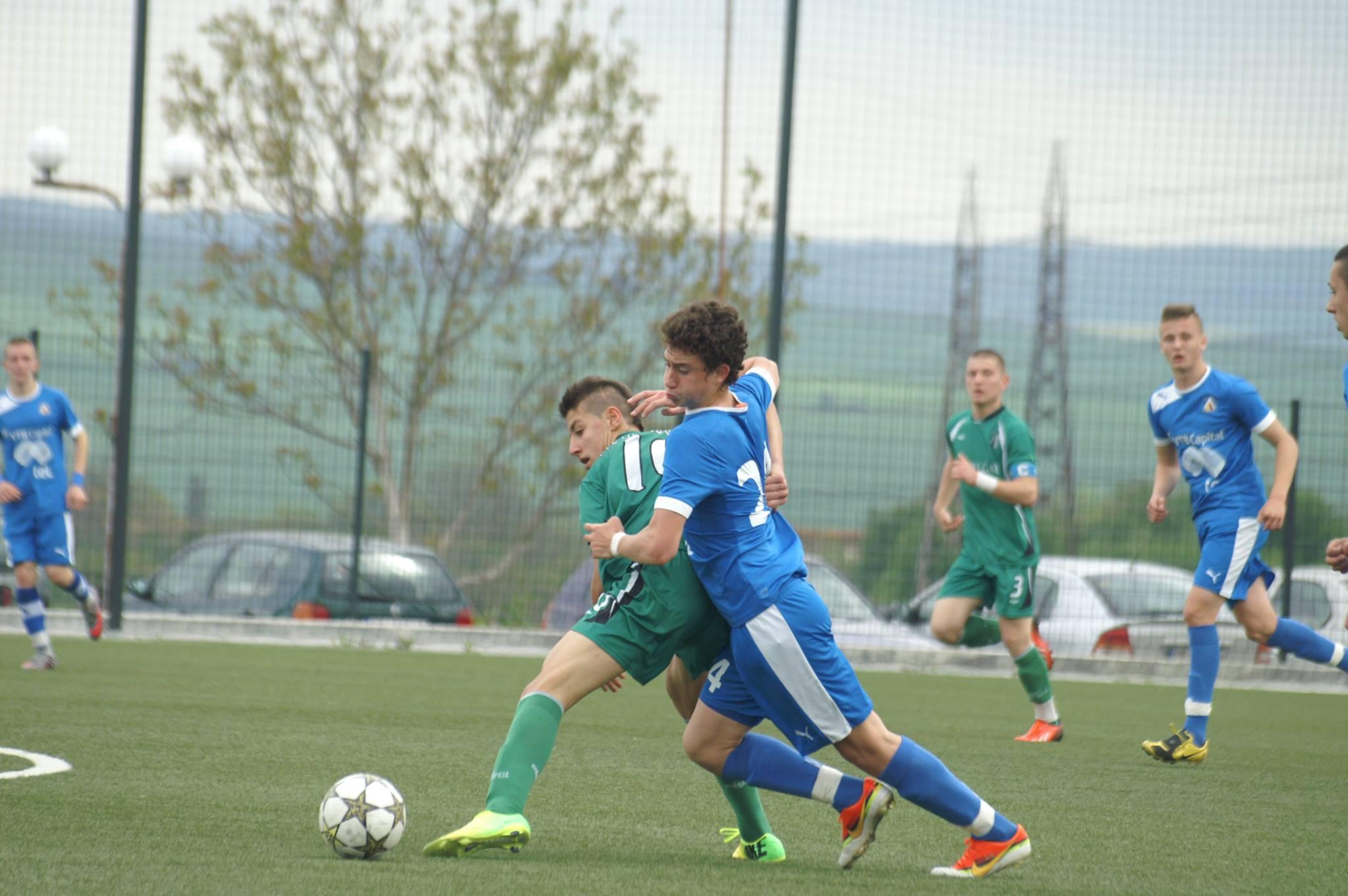 Лудогорец U17 - Левски 1:0 | ДЮШ