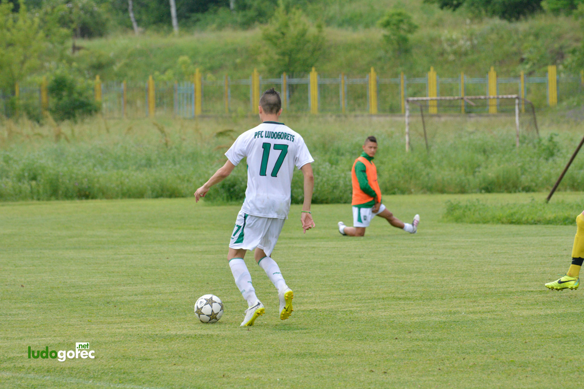 Лудогорец (95) - Шумен 2010 3:0 | ДЮШ