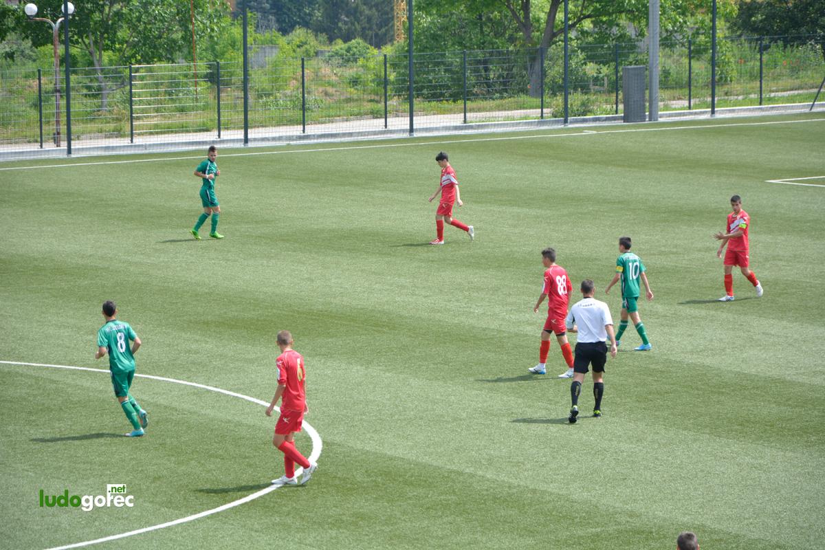 Лудогорец (99) - ЦСКА 3:1 | ДЮШ