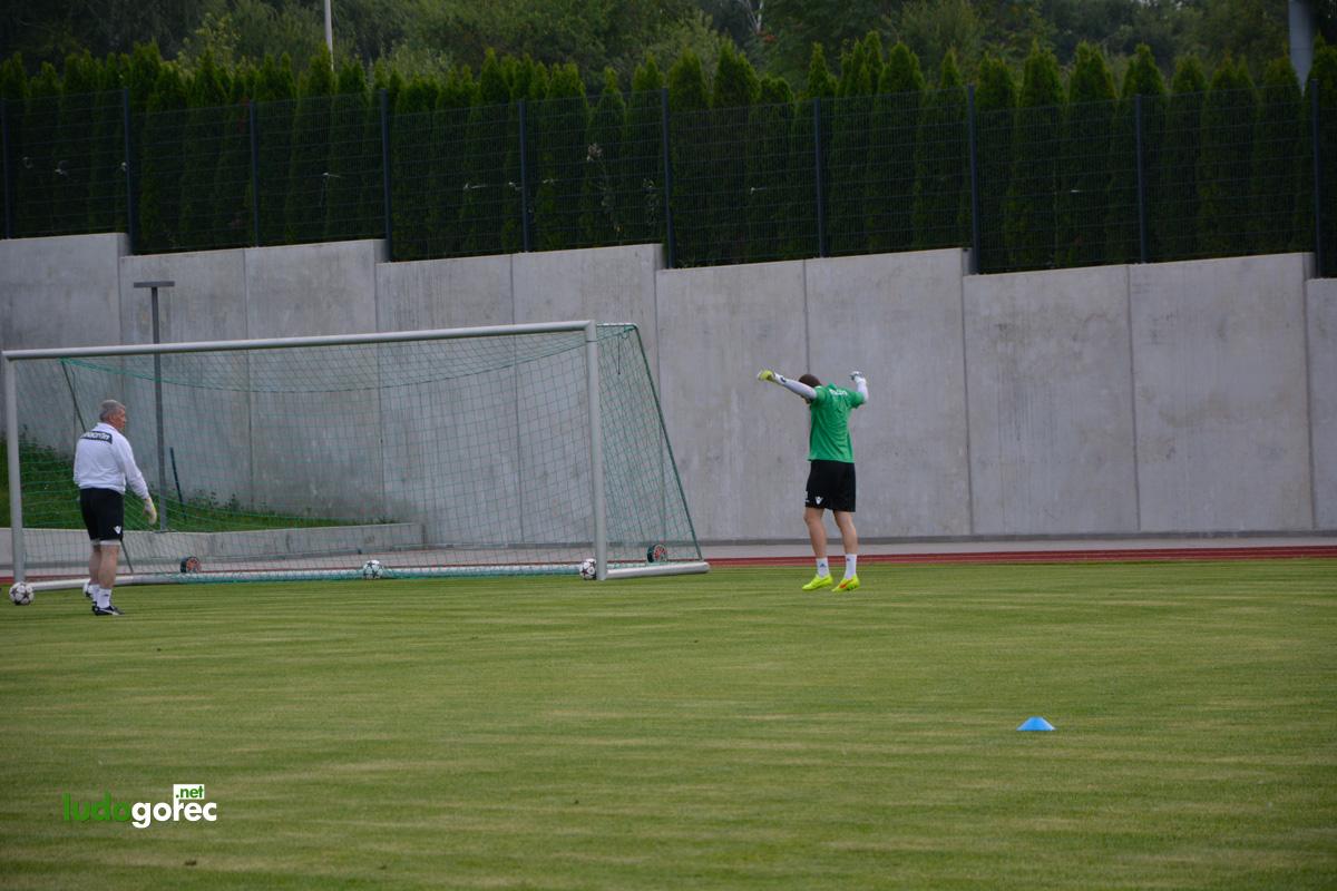 Тренировка преди Лудогорец - Дюделанж