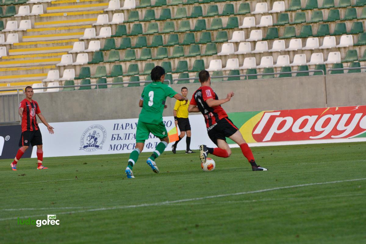 U21: Лудогорец - Локомотив (София) 2:0 | ДЮШ
