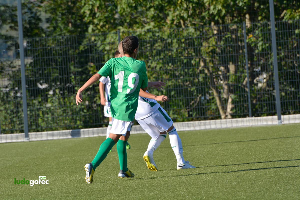 U17: Лудогорец - Берое 0:1 | ДЮШ