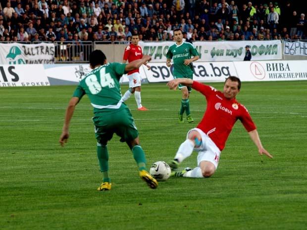 Лудогорец - ЦСКА 1:0