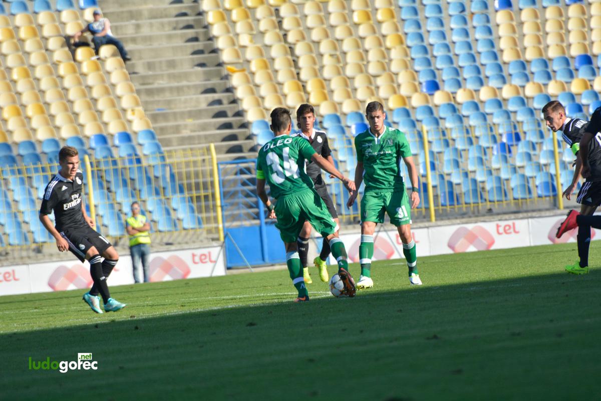 U19: Лудогорец - Реал Мадрид 0:3