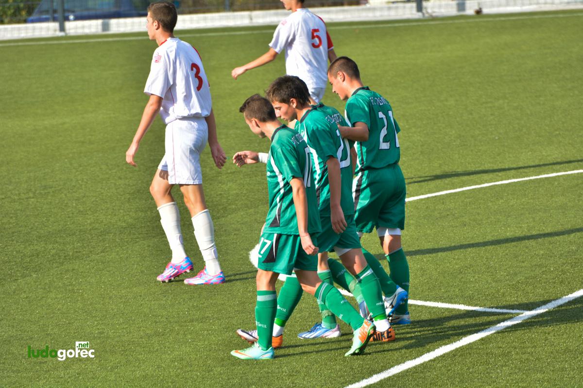 U17: Лудогорец - Чавдар (Етрополе) 8:0
