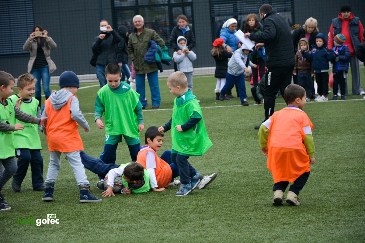 Лудогорец организира турнир между детски градини