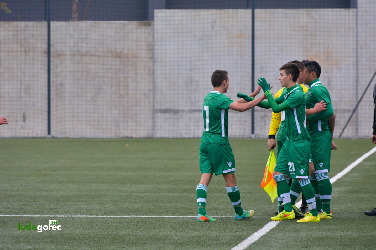 U17: Лудогорец - Локомотив (Пловдив) 4:0
