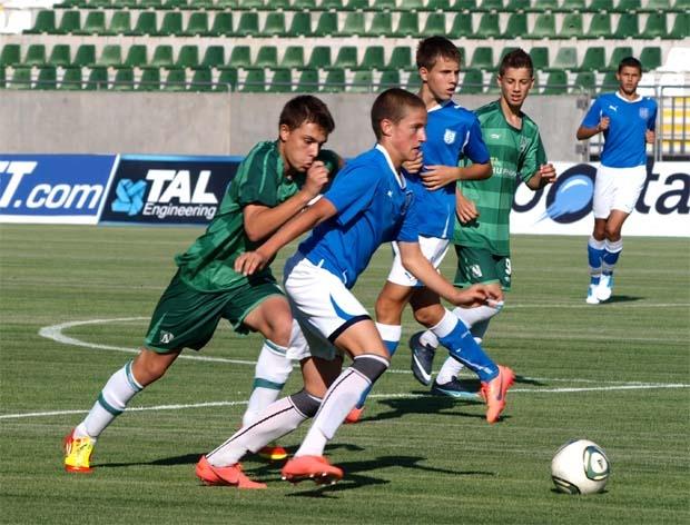 Разград напълни стадиона и за детски мач на Лудогорец | ДЮШ