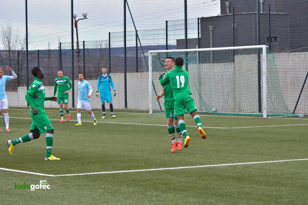 U21: Лудогорец - Дунав (Русе)  1:1 | Контрола