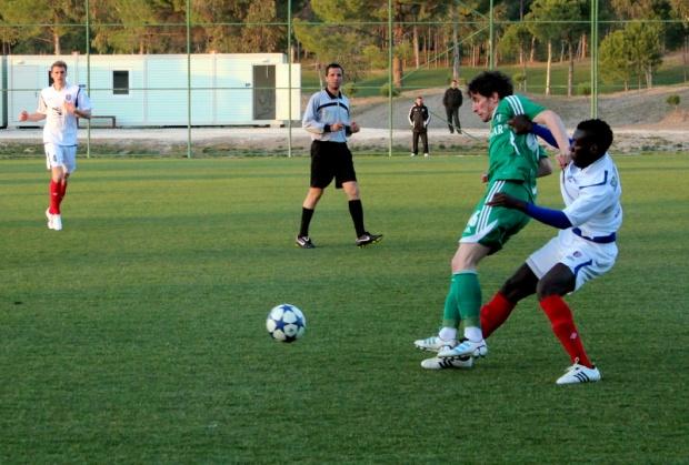 Лудогорец с пълен обрат срещу Таврия – от 0:2 до 4:2