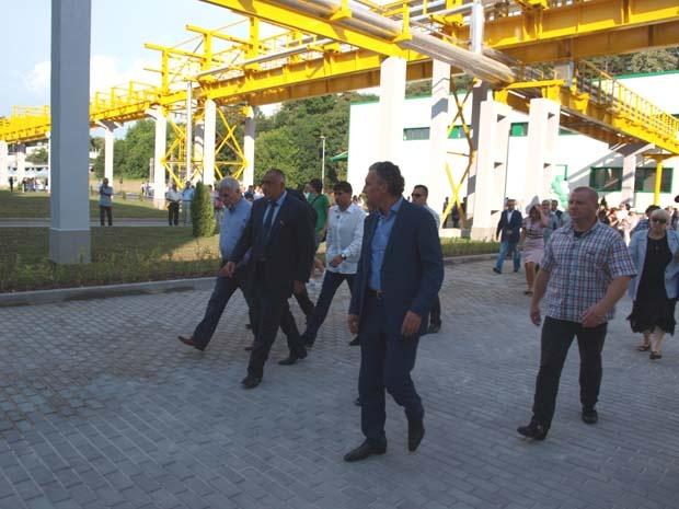 """Премиерът в Разград: Две ленти и 6:6 с """"Лудогорец"""""""
