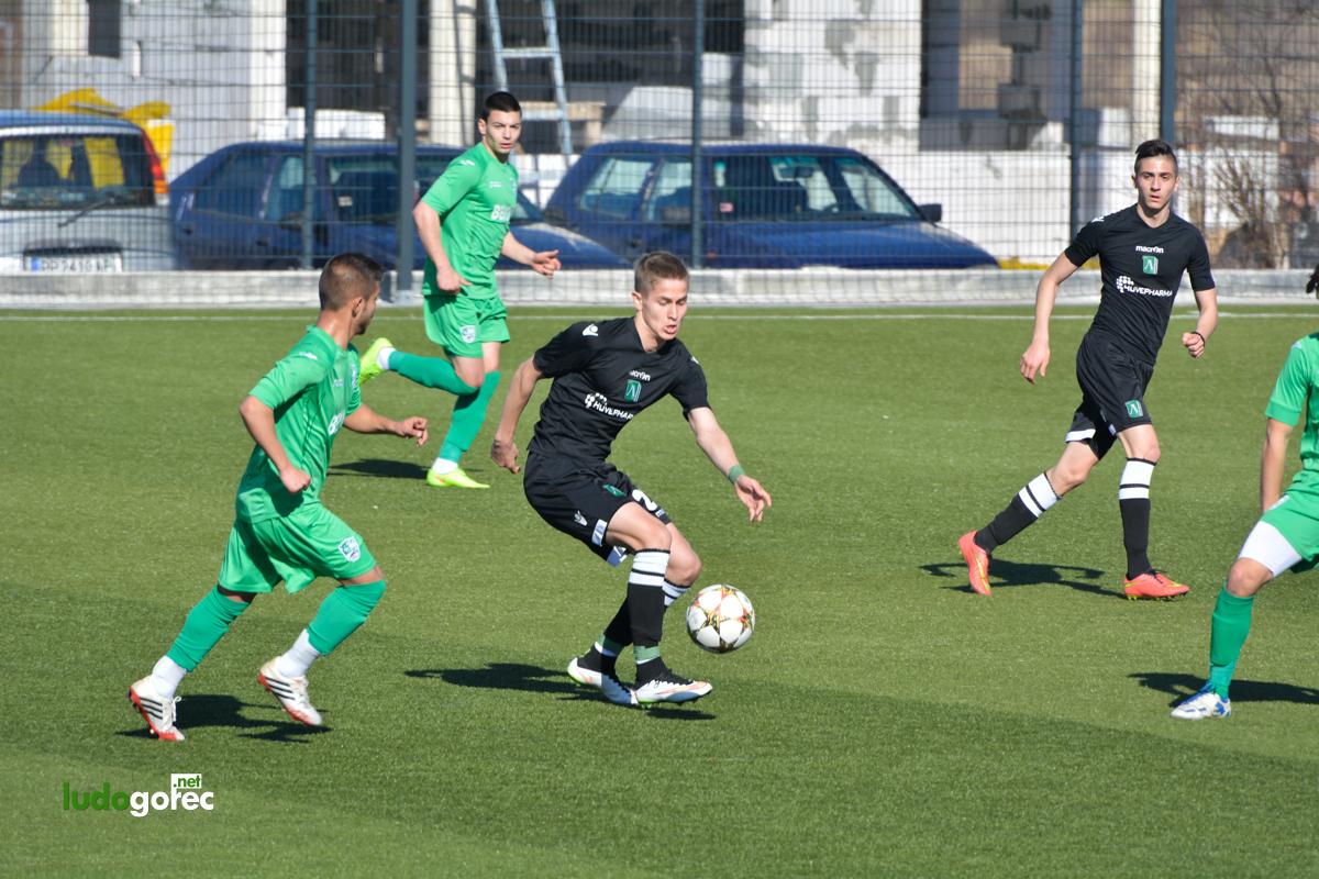U21: Лудогорец - Берое 2:0