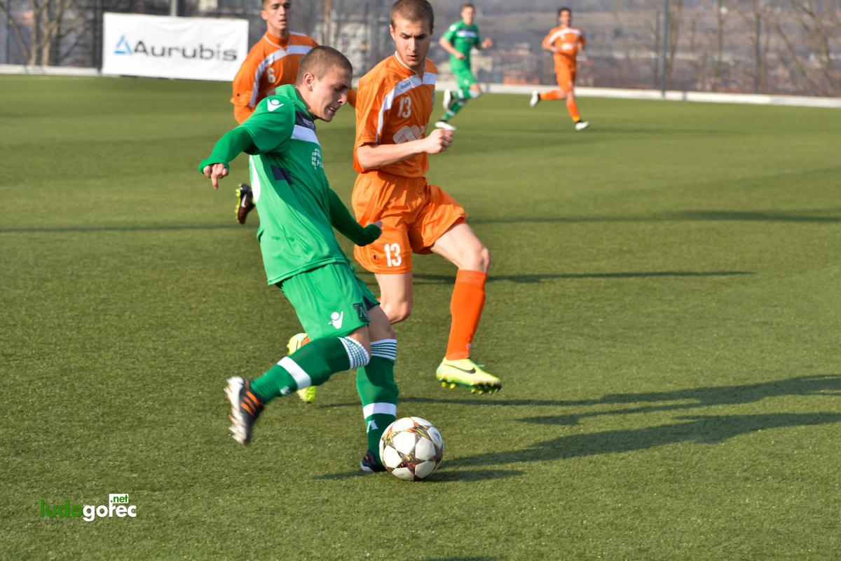 U21: Лудогорец - Литекс 2:0