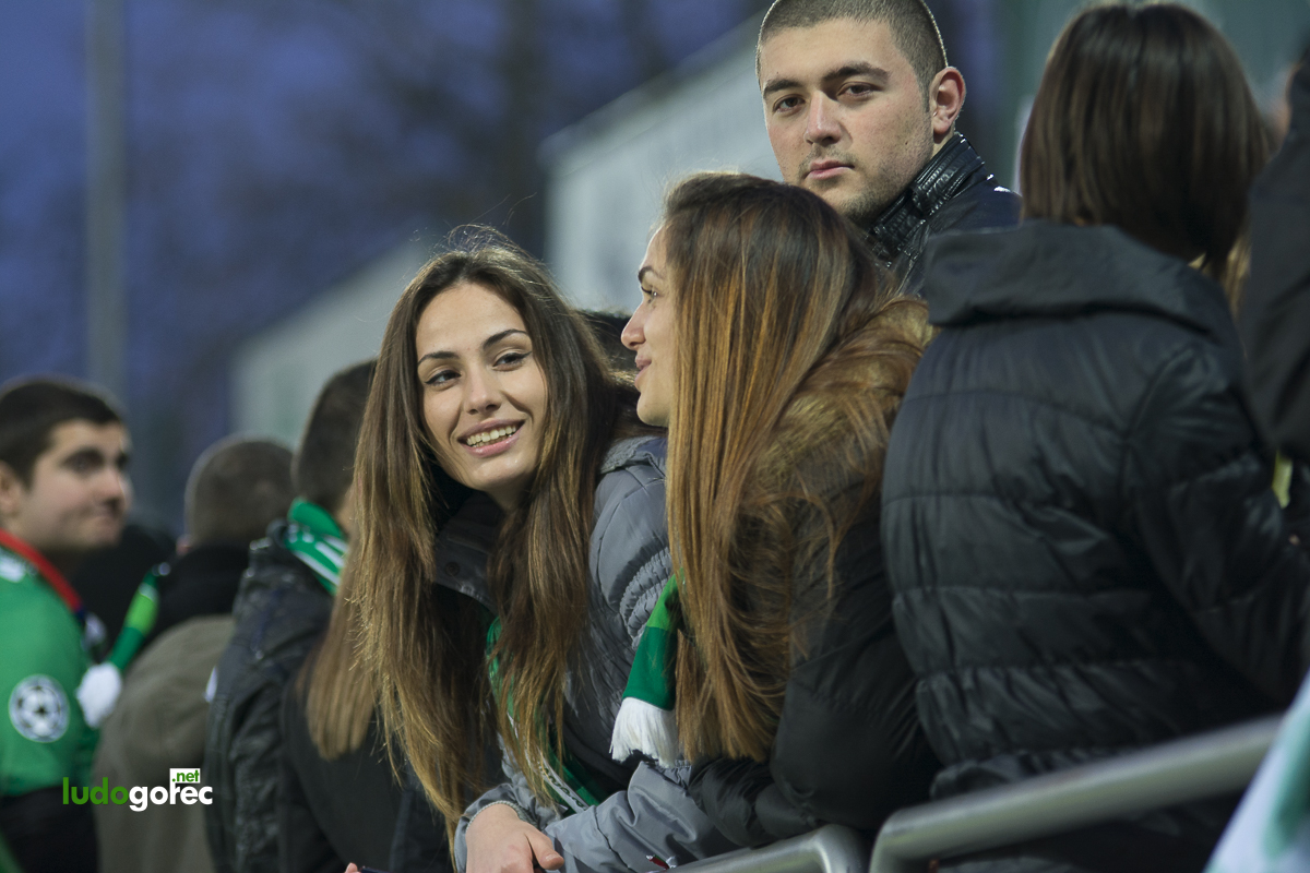 Лудогорец - Левски 0:0 (1/2 финал Купа на България)