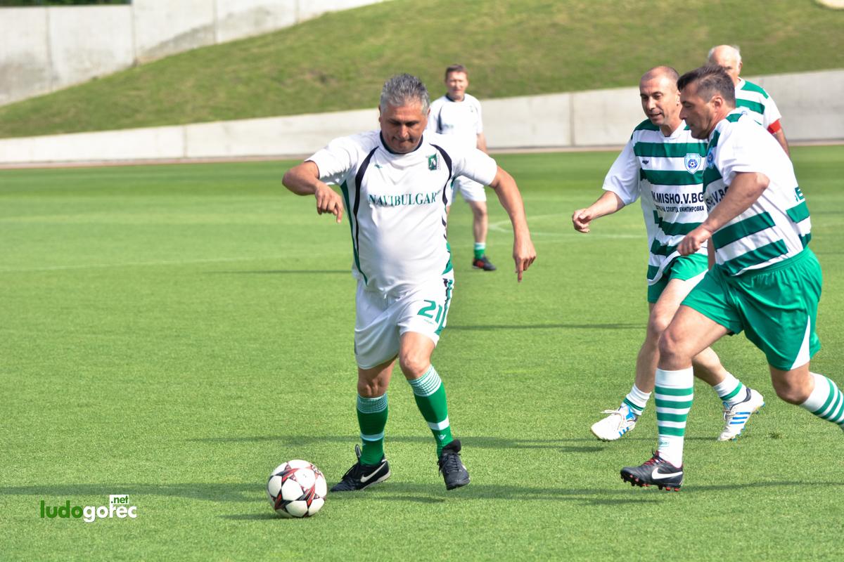 Ветераните на Лудогорец и Черно море си вкараха по осем гола