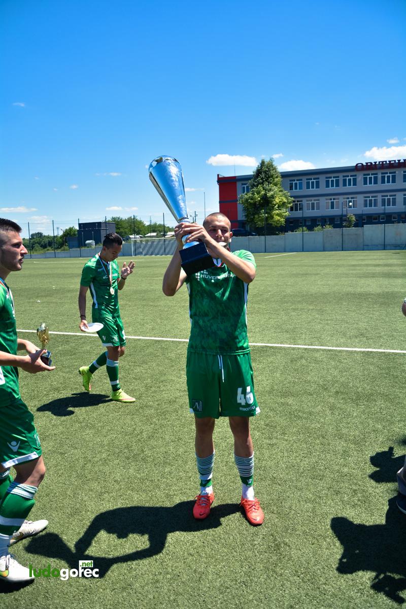 Лудогорец U21 шампион!