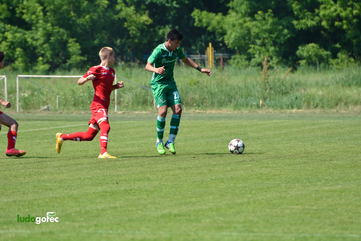 U15: Лудогорец - ЦСКА | 1/4 финал републиканско първенство