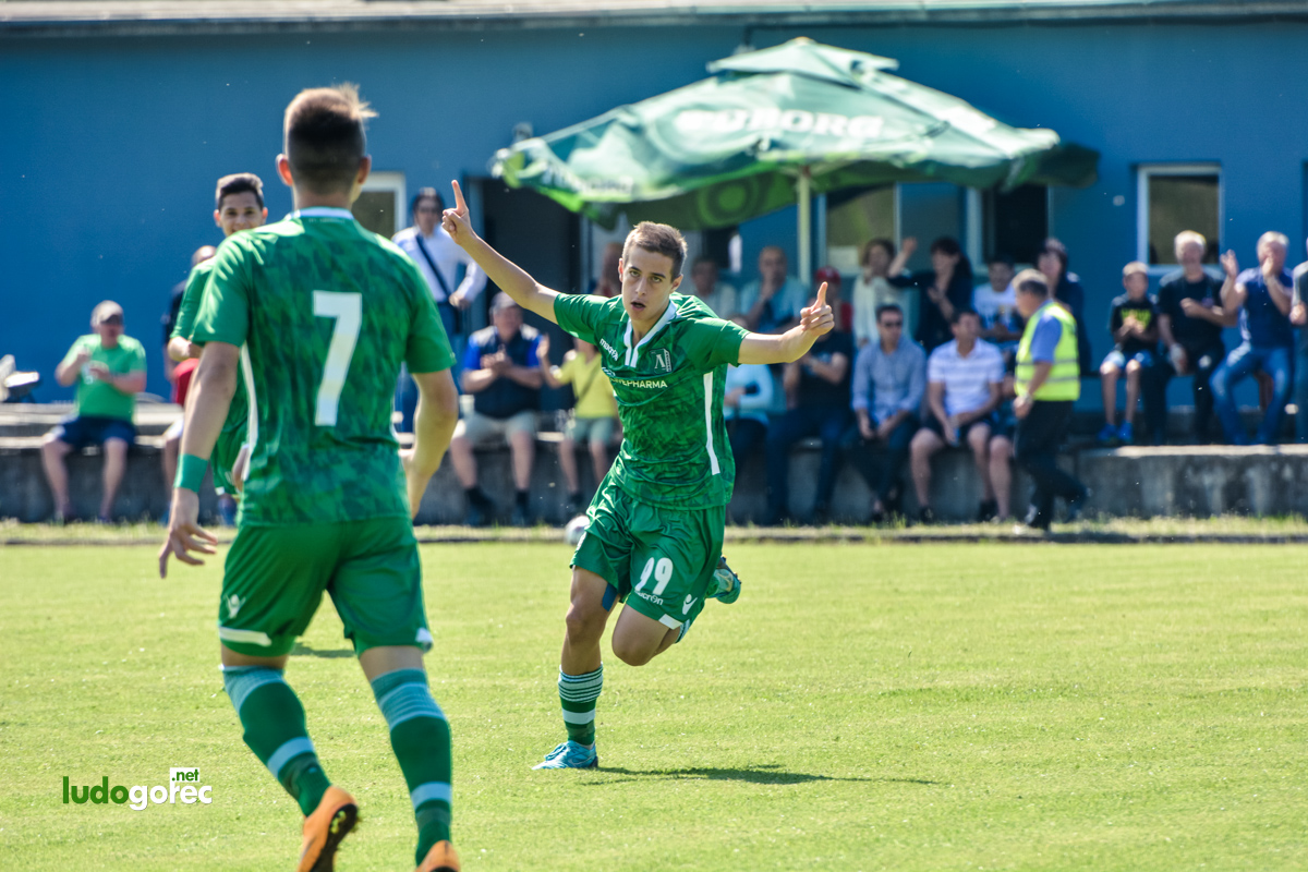 U15: Лудогорец - Славия 3:0 | 1/2 финал републиканско първенство