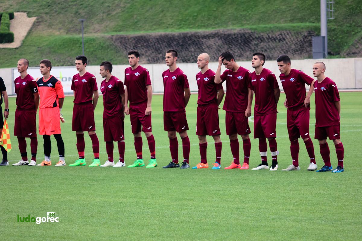 U19: Лудогорец - Септември (София) 2:0