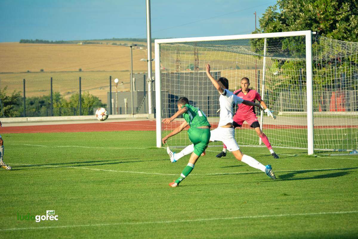 U19: Лудогорец - Славия 1:0